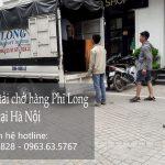 Cho thuê xe tải chở hàng Phi Long phố Lạc Chính