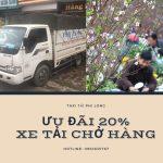 Dịch vụ cho thuê xe tải Phi Long tại xã An Tiến