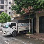Dịch vụ cho thuê xe tải Phi Long vận chuyển tại huyện Thanh Trì