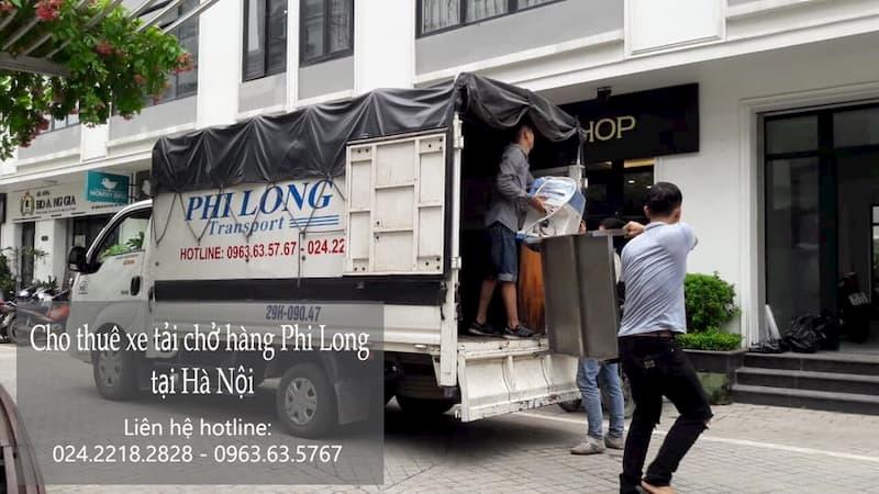 Công ty xe tải chất lượng Phi Long phố Hùng Vương