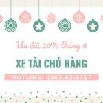Dịch vụ cho thuê xe tải Phi Long tại xã Hồng Vân