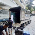 Dịch vụ cho thuê xe tải Phi Long tại xã phú Yên