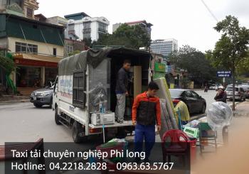 Dịch vụ cho thuê xe tải phi long tại phường phúc đồng