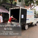 Dịch vụ cho thuê xe tải Phi Long tại đường Kim Giang