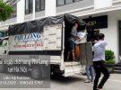 Dịch vụ cho thuê xe tải Phi Long tại xã thạch xá