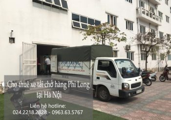 Dịch vụ cho thuê xe tải Phi Long tại phường giang biên