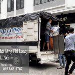 Dịch vụ cho thuê xe tải Phi Long tại phố Thi Sách