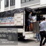 Dịch vụ cho thuê xe tải Phi Long tại đường hưng thịnh