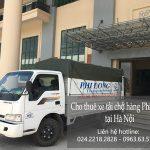 Dịch vụ cho thuê xe tải Phi Long tại đường nam đồng