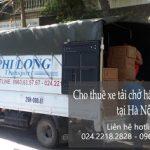 Dịch vụ cho thuê xe tải tại đường nguyễn chí thanh