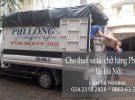 Dịch vụ cho thuê xe tải tại đường nguyễn phan chánh