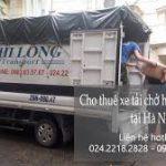 Dịch vụ cho thuê xe tải tại phố Doãn Kế Thiện