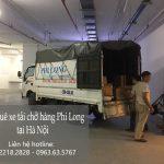 Dịch vụ cho thuê xe tải Phi Long tại đường Xuân Đỗ
