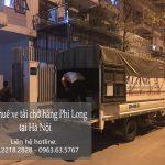 Dịch vụ cho thuê xe tải tại đường Vạn Phúc