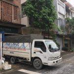 Cho thuê xe tải chở hàng giá rẻ uy tín tại quận 5