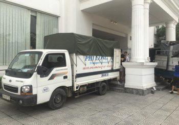Dịch vụ cho thuê xe tải tại đường lâm hạ