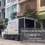 Dịch vụ cho thuê xe tải tại đường Nguyễn Trực