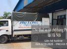 Dịch vụ thuê xe tải nhỏ chở hàng tại đường lâm du