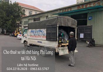 Vận tải giá rẻ Phi Long phố Trần Bình