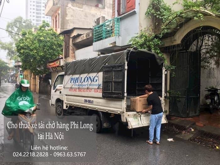 thue xe tai vận chuyển uy tín tại Hà Nội