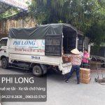 Dịch vụ cho thuê xe tải tại phường Vĩnh Hưng
