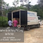 Dịch vụ taxi tải giá rẻ Phi Long tại đường ngô huy quỳnh