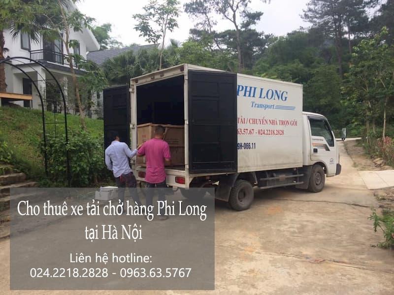 taxi tải giá rẻ Phi Long  tại đường ngô huy quỳnh