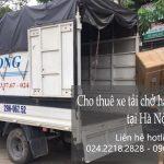 cho thuê xe tải vận chuyển tốt nhất tại Hà Nội