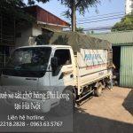cho thuê xe tải giá rẻ tại Hà Nội đến Hải Phòng chất lượng