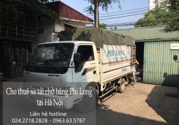 Cho thuê xe tải giá rẻ tại Hà Nội Đến Hải Phòng