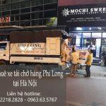 Dịch vụ cho thuê xe tải tại đường Thúy Lĩnh đi Hải Phòng