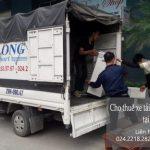 Taxi tải giá rẻ từ đường Trần Điền đi Bắc Giang