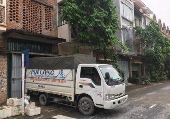 Cho thuê xe tải phố Gầm Cầu đi Hòa Bình