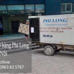 Cho thuê xe tải giá rẻ phố Hàng Bún đi Hòa Bình