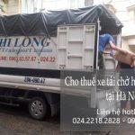 Cho thuê xe tải giá rẻ tại đường Lâm Du đi Ninh Bình