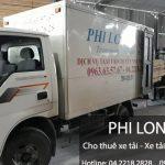 Dịch vụ taxi tải phố Trần Bình đi Ninh Bình