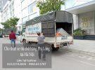 Cho thuê xe tải phố Hàng Vôi đi Hòa Bình