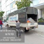 xe tải vận chuyển phố Hàng Vôi đi hòa Bình