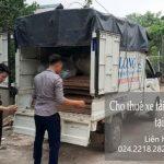 Thuê xe tải chở hàng tại đường Lĩnh Nam đi Hải Phòng