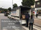 Cho thuê xe tải phố Hàng Bồ đi Quảng Ninh