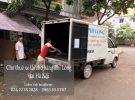 Cho thuê xe tải tại phố Lâm Du đi Hải Phòng